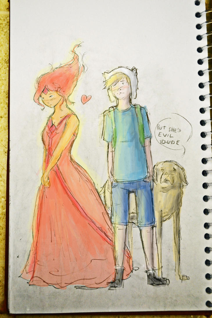 Oh Flame Princess by LimeGween