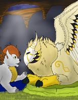 Helia and Firetail