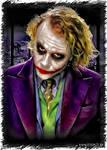 Joker 2 - Heath Ledger
