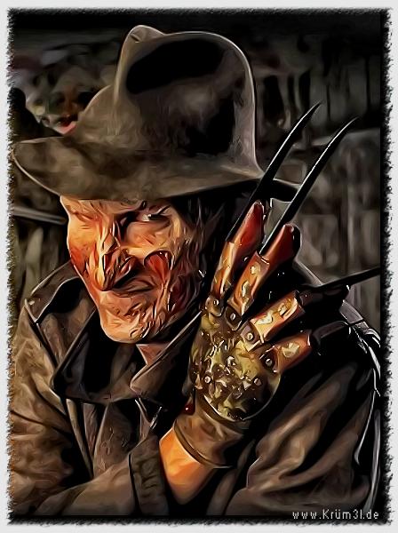 Freddy Krueger By Kruemel Sangerhausen