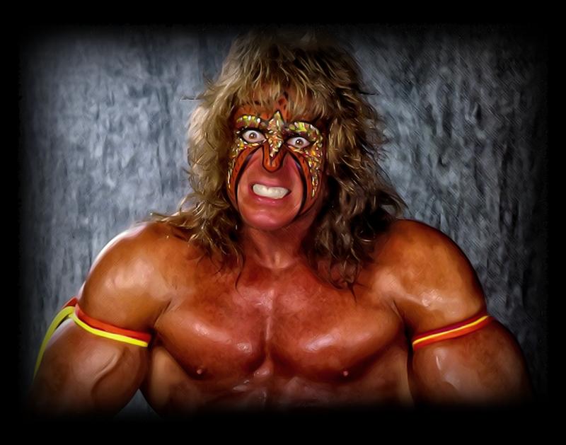 The Ultimate Warrior by kruemel-sangerhausen on DeviantArt