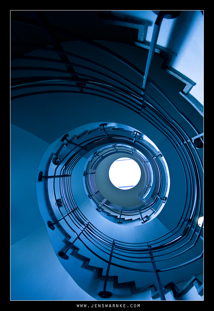 The Spiral Staircase by kruemel-sangerhausen