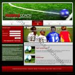 fodboldcoach design