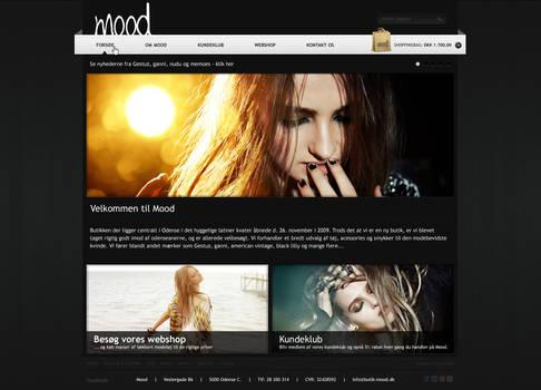Mood - webshop v3