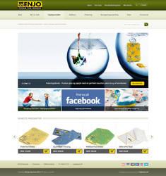 Enjo - Magento Webshop by umaniac