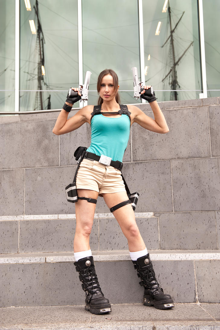 Lara Croft - Classic Underworld by ShonaAdventures