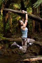 Tomb Raider (2013) - Hold Tight by ShonaAdventures