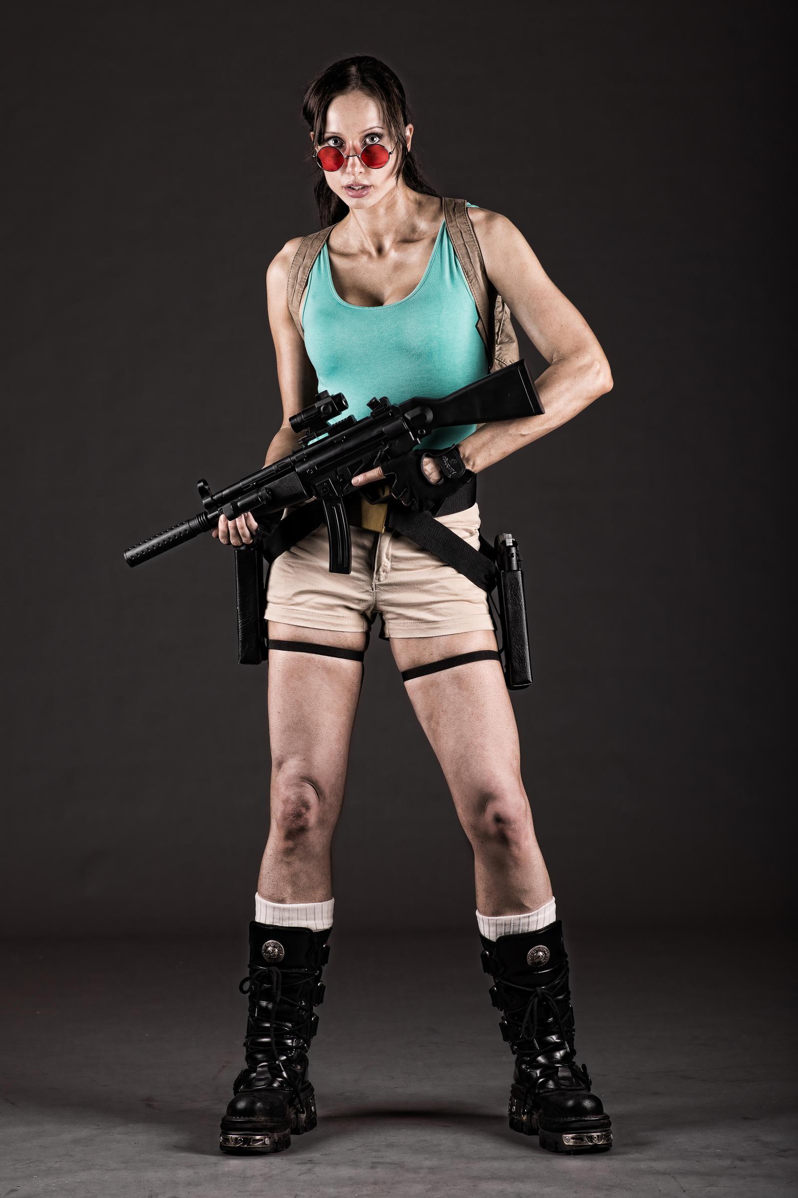 Classic Lara Croft by ShonaAdventures