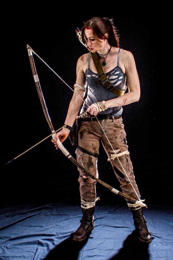 Lara Croft Tomb Raider (2013) by ShonaAdventures