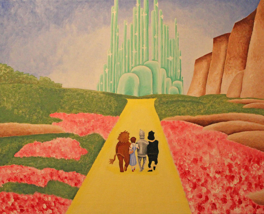 Wizard of Oz by Karen73