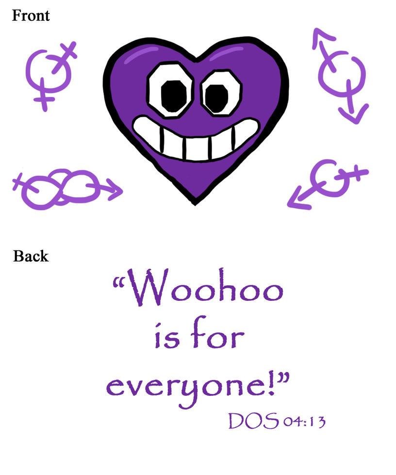 Woohoo is for Everyone! by Karen73