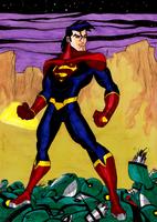 Kell El - Superman X by ClarkyBoingo