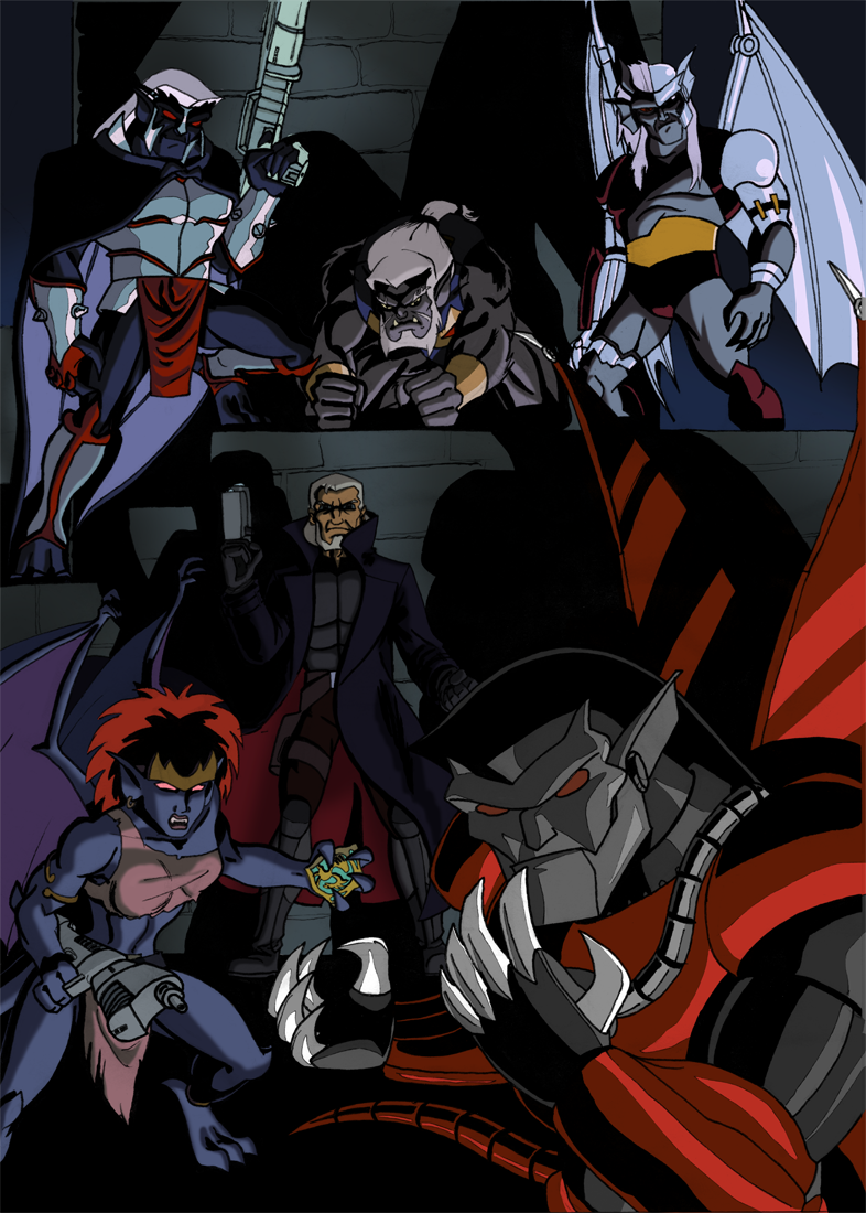 Gargoyles II