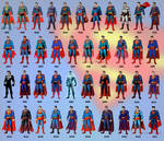 Superman 75 Years by ClarkyBoingo