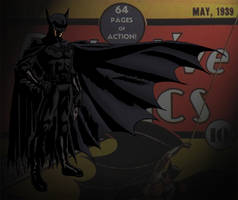 Batman Redesign by ClarkyBoingo