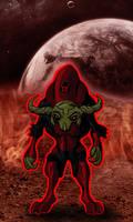 Red Lantern Garp