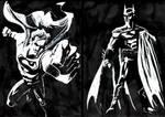 Superman - Batman W on B