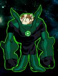 Green Lantern Brock