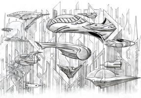 Kryptonopolis by ClarkyBoingo