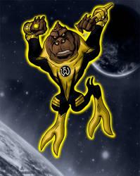 Sinestro Corps Brgrigg