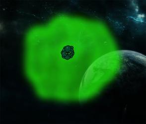 Green Lantern Adlez