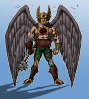 Redesign Hawkman