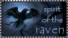 Spirit Of The Raven by wyldraven
