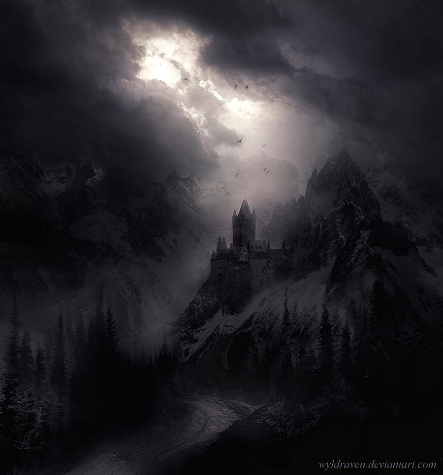 Transylvanian Tales:The Castle by wyldraven