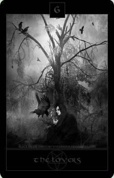 Black Metal Tarot 9