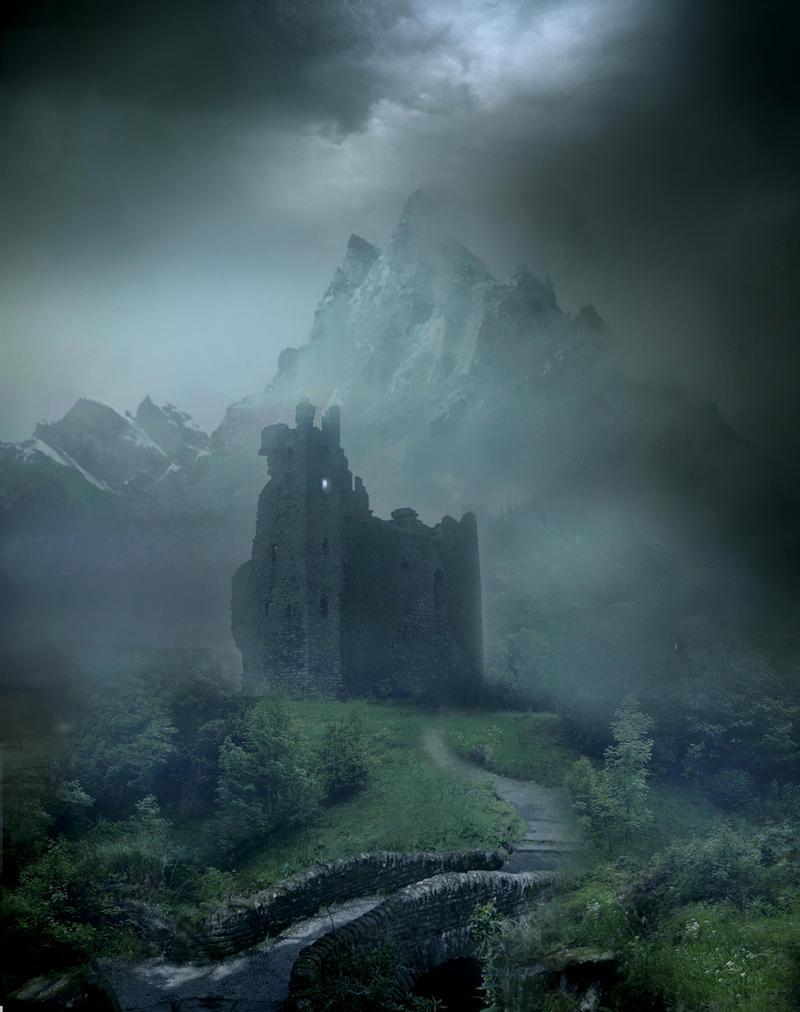 Castle Stock V2 by wyldraven