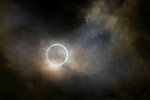Solar Eclipse Stock