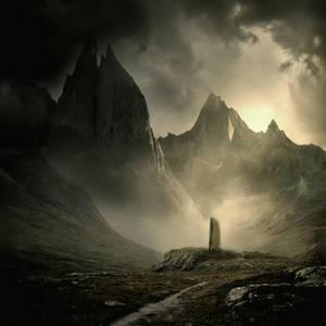 Mystic Mountains Stock