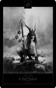 Black Metal Tarot 12