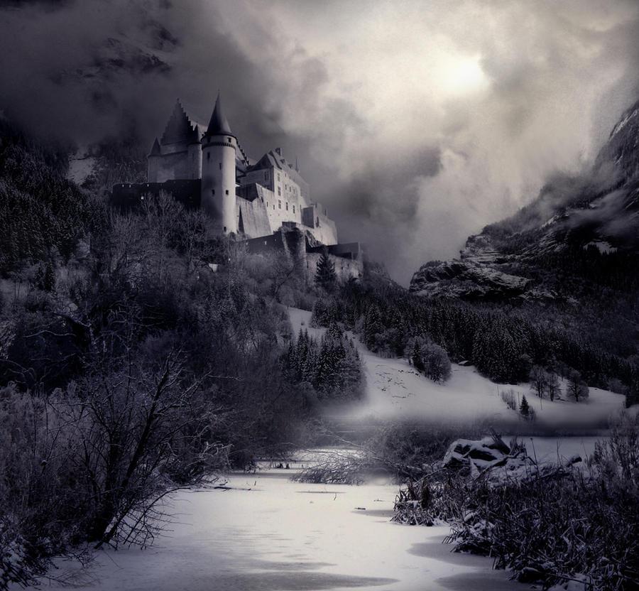Winter Castle Stock