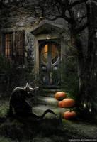 Halloween 2017 by wyldraven