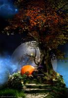 Halloween 2018 by wyldraven