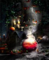 Halloween Brew by wyldraven