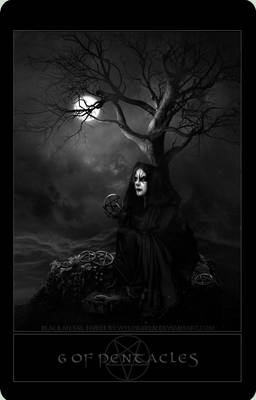 Black Metal Tarot 28