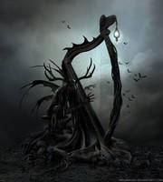 Darkling's Dirge by wyldraven