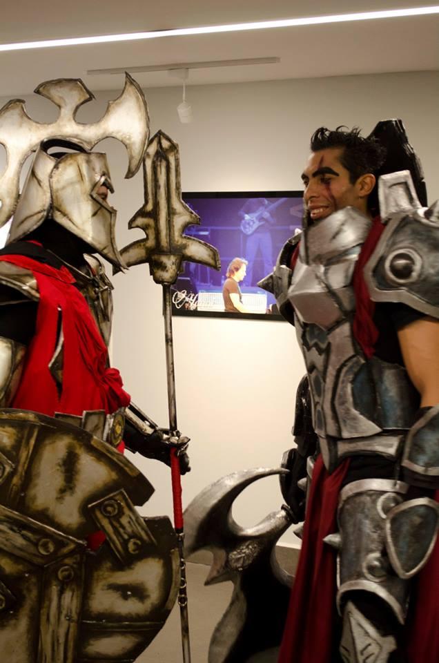 The warriors. by cerezosdecamus
