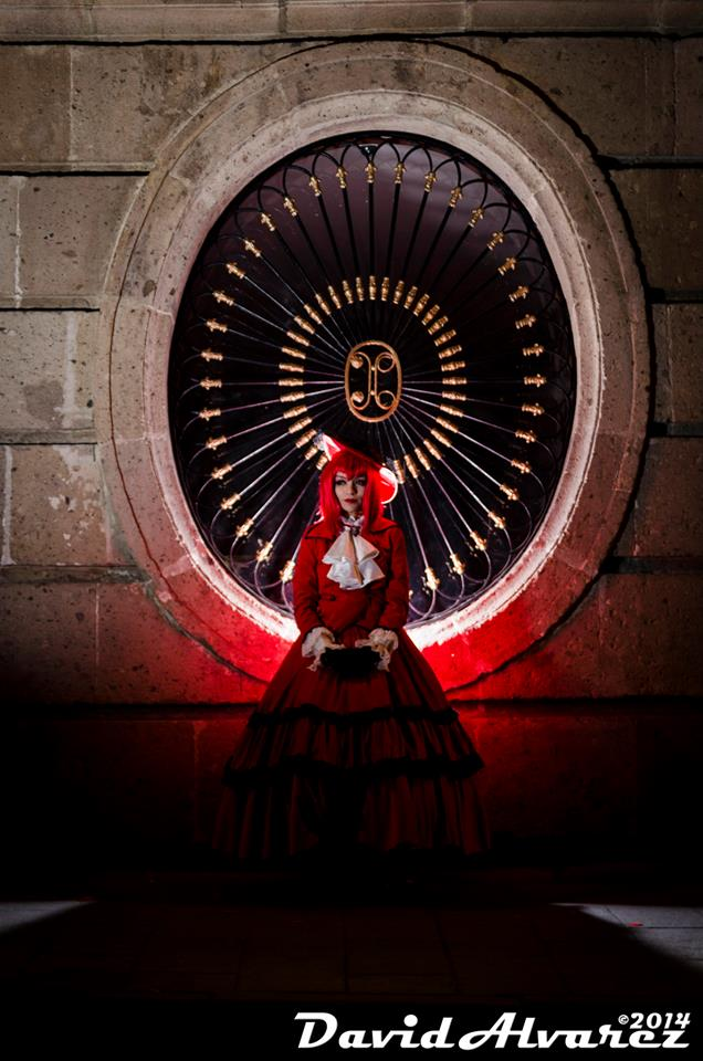 Madame Red by cerezosdecamus