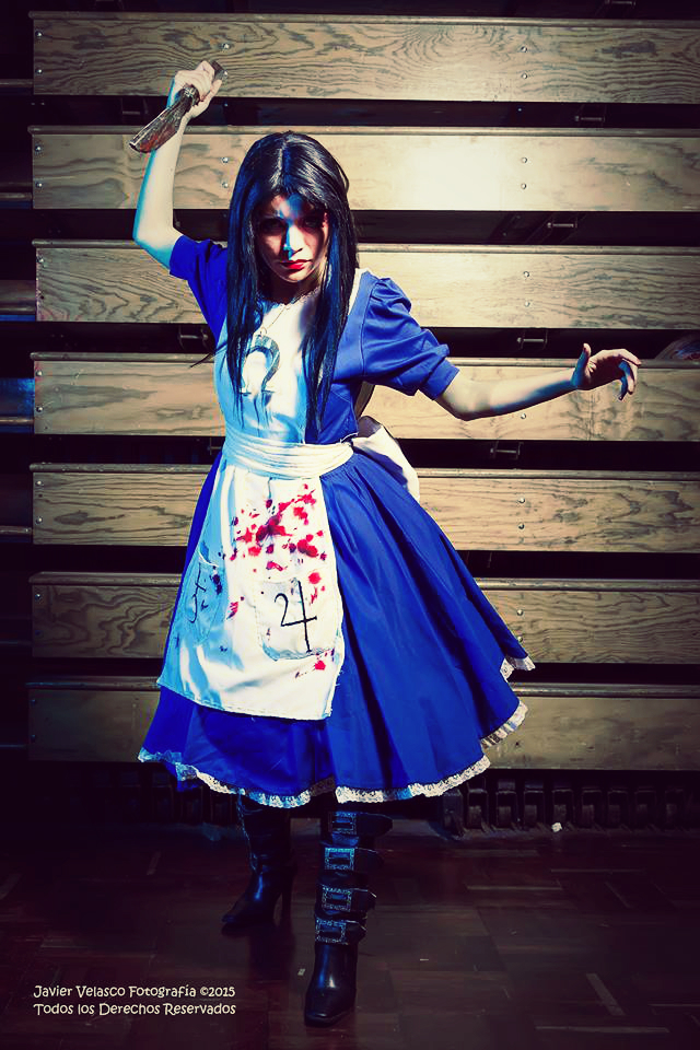 Alice by cerezosdecamus