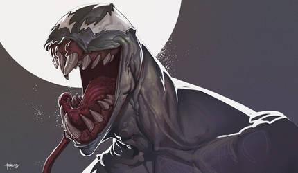 Venom by Okoolarniq