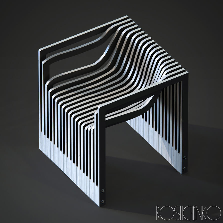 Impression Chair by Julian Mayor. Free Stuff! by doubleagent2005
