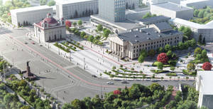 City Square Reconstruction by doubleagent2005