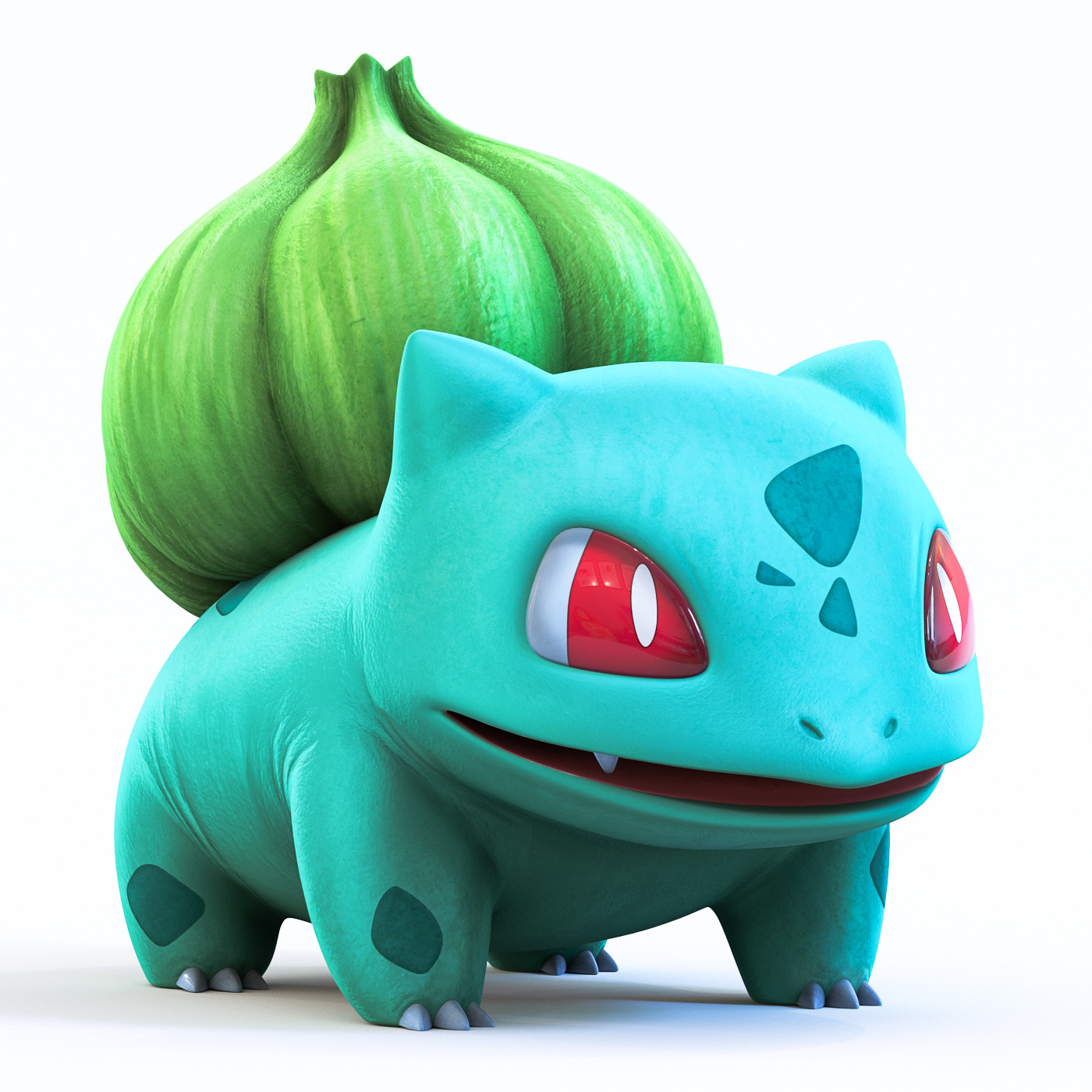 Bulbasaur by doubleagent2005