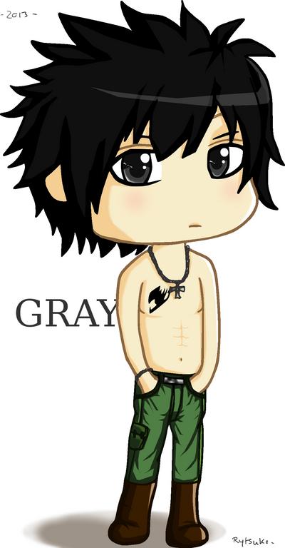 Gray Chibi by Rytsuko