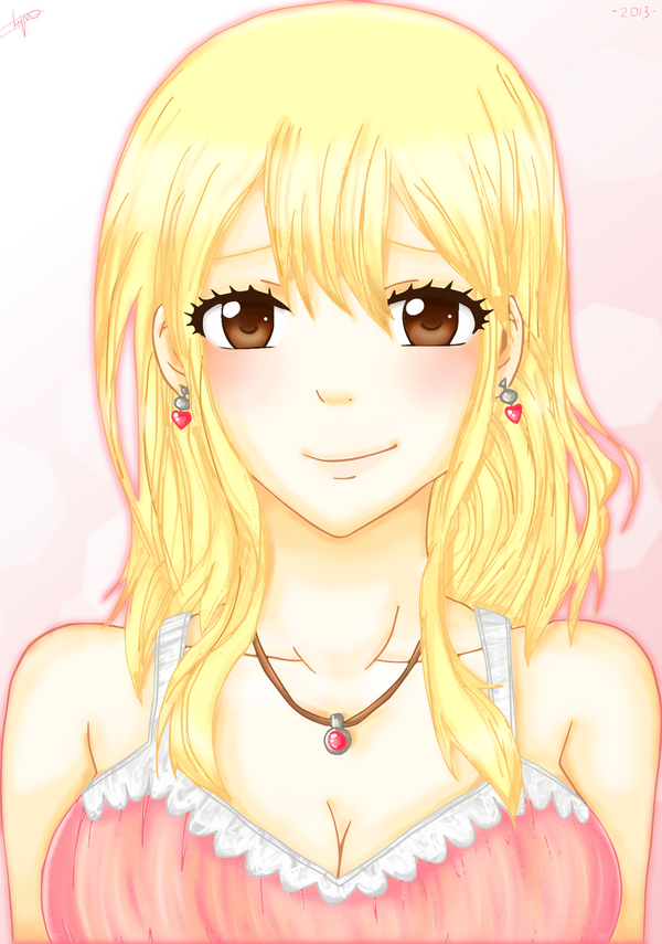 'Hey, Lucy...' by Rytsuko