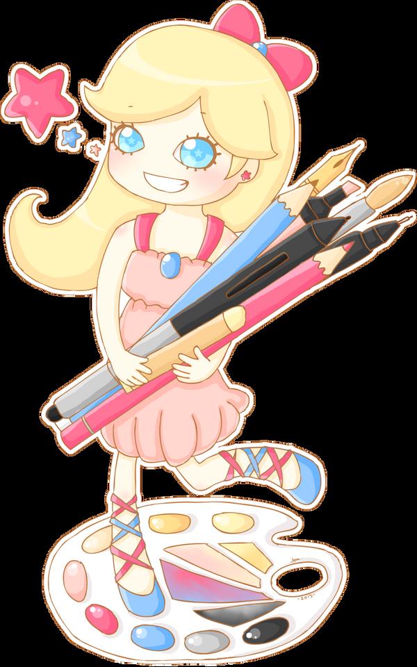 Dessin pour le concours mascotte, sur AS by Rytsuko