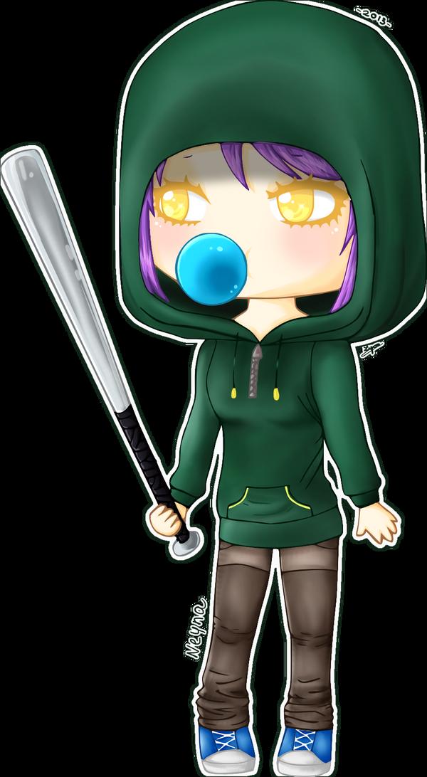 Commande Neyna by Rytsuko